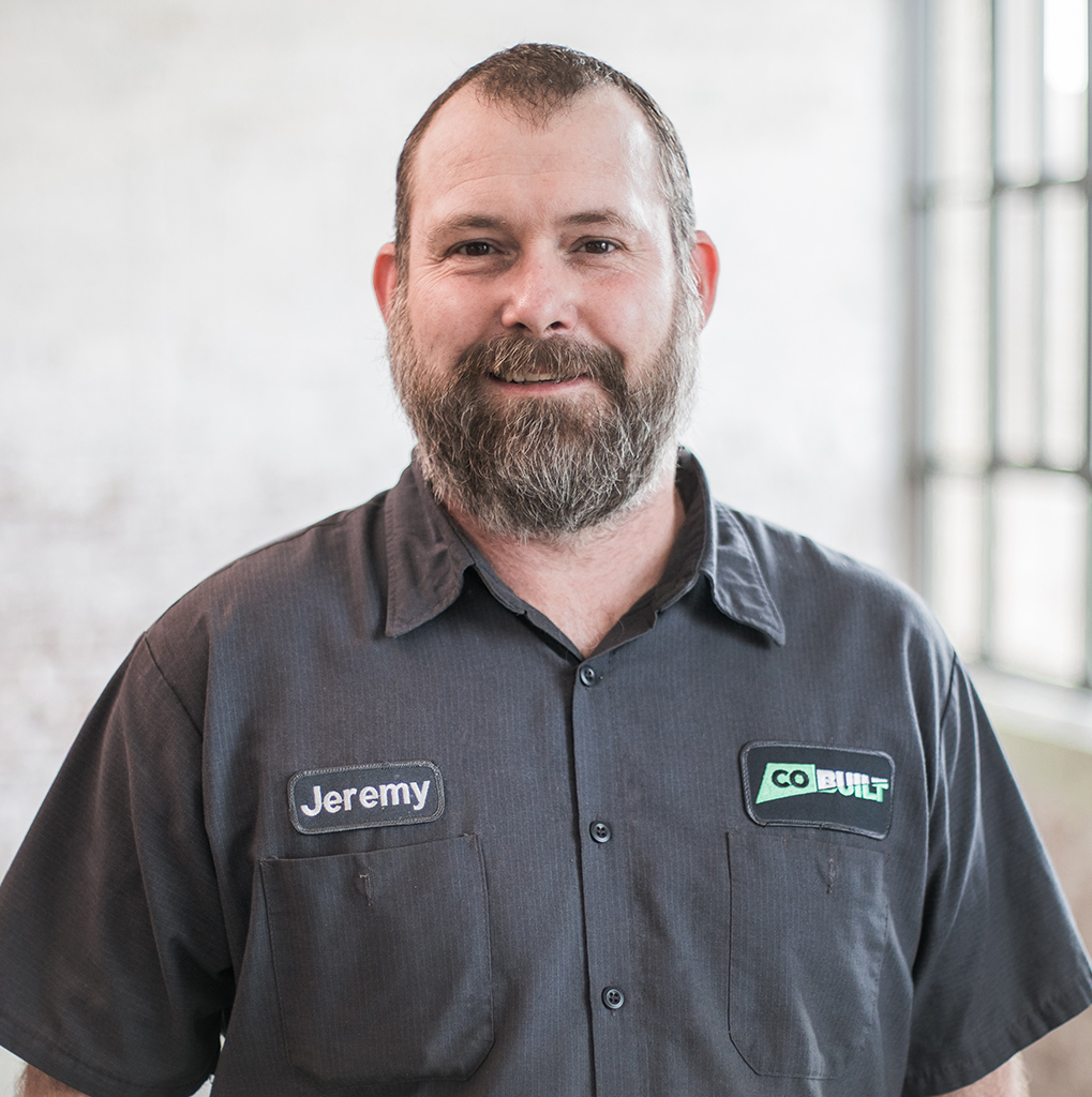 Jeremy Clark —Plant Manager
