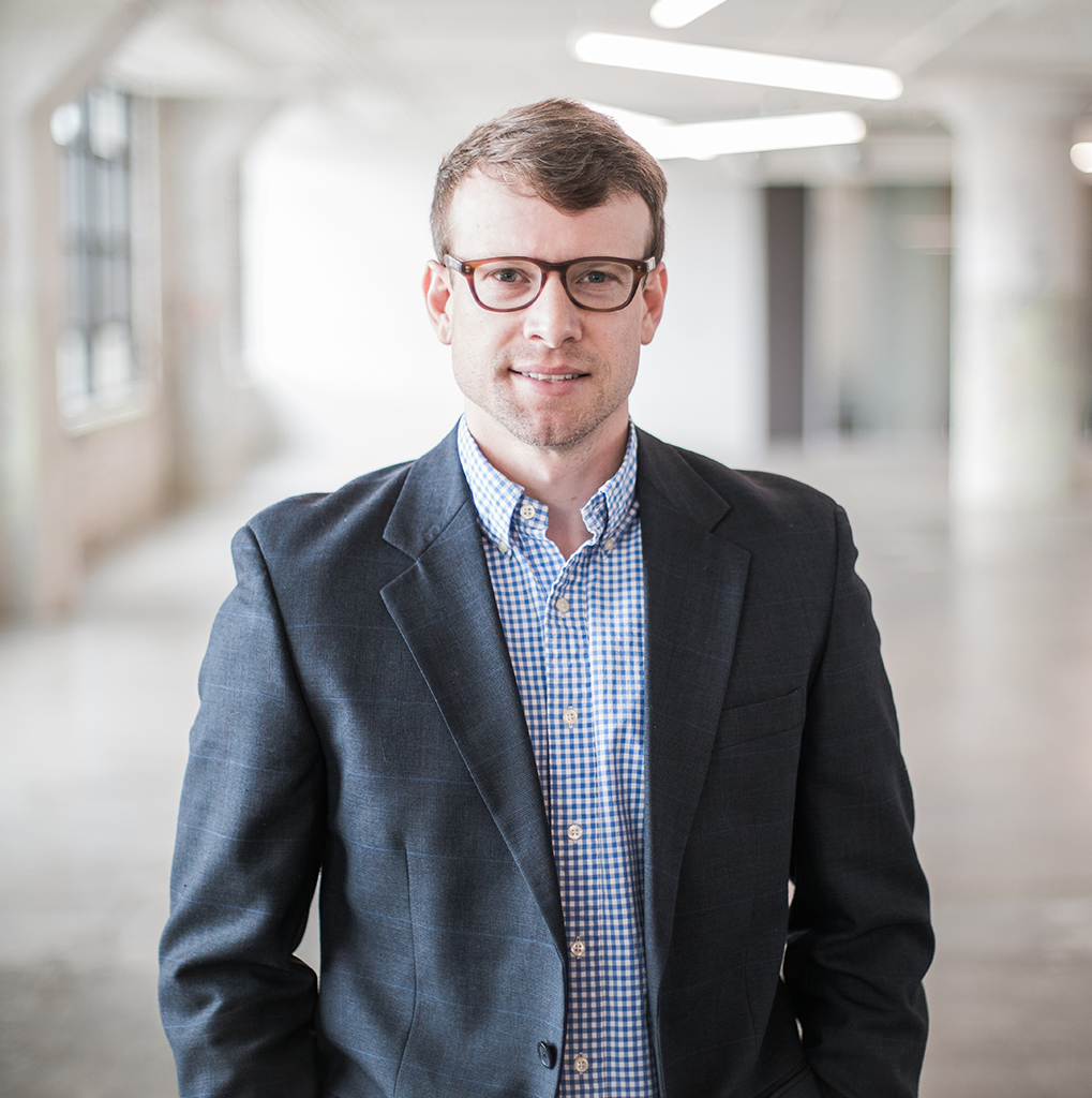 W. Andrew Ballard, CPA — Financial Controller